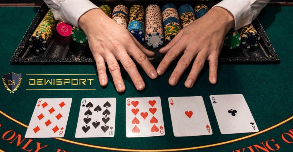 Cara Bermain Judi Texas Poker